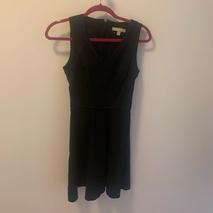 Size 0  black banana republic dress